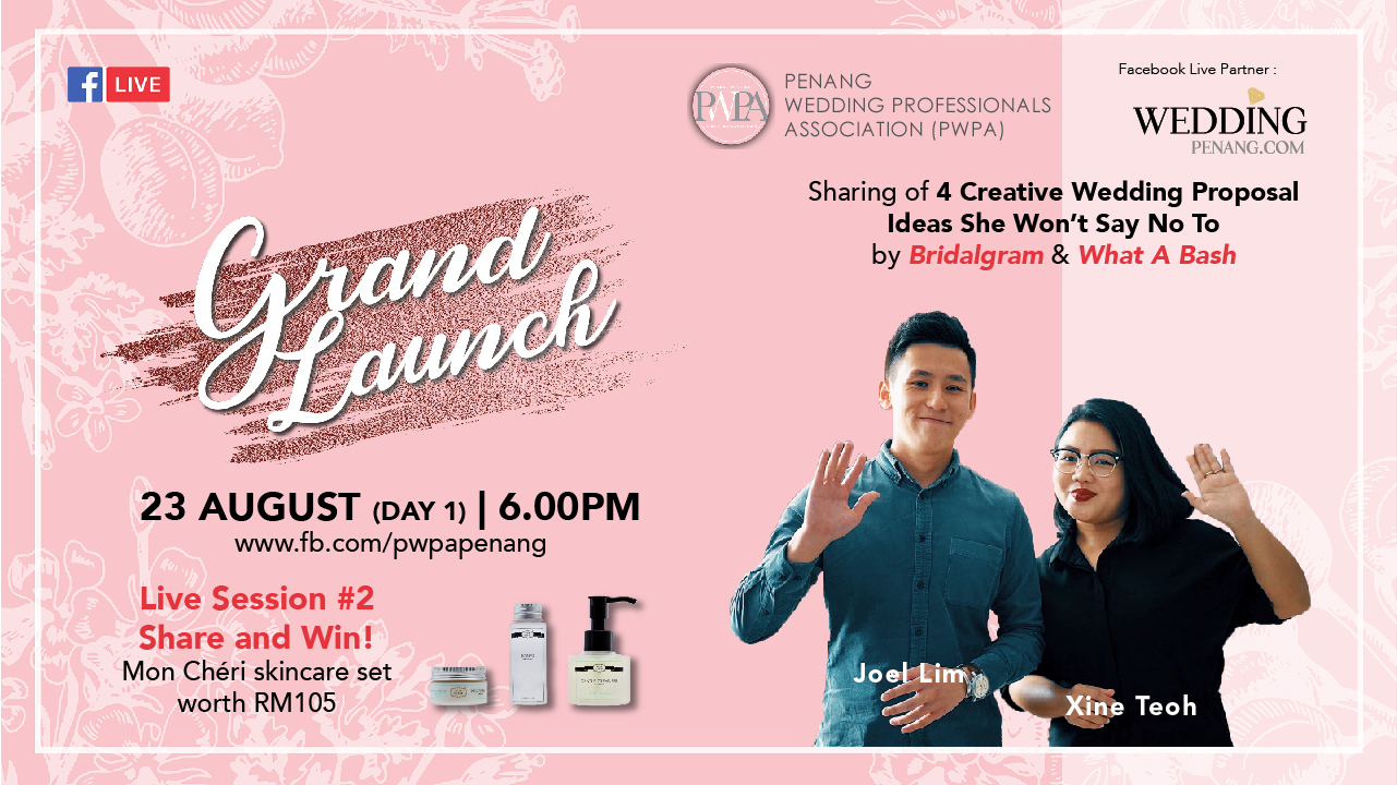 PWPA Grand Launching – FB Live #2