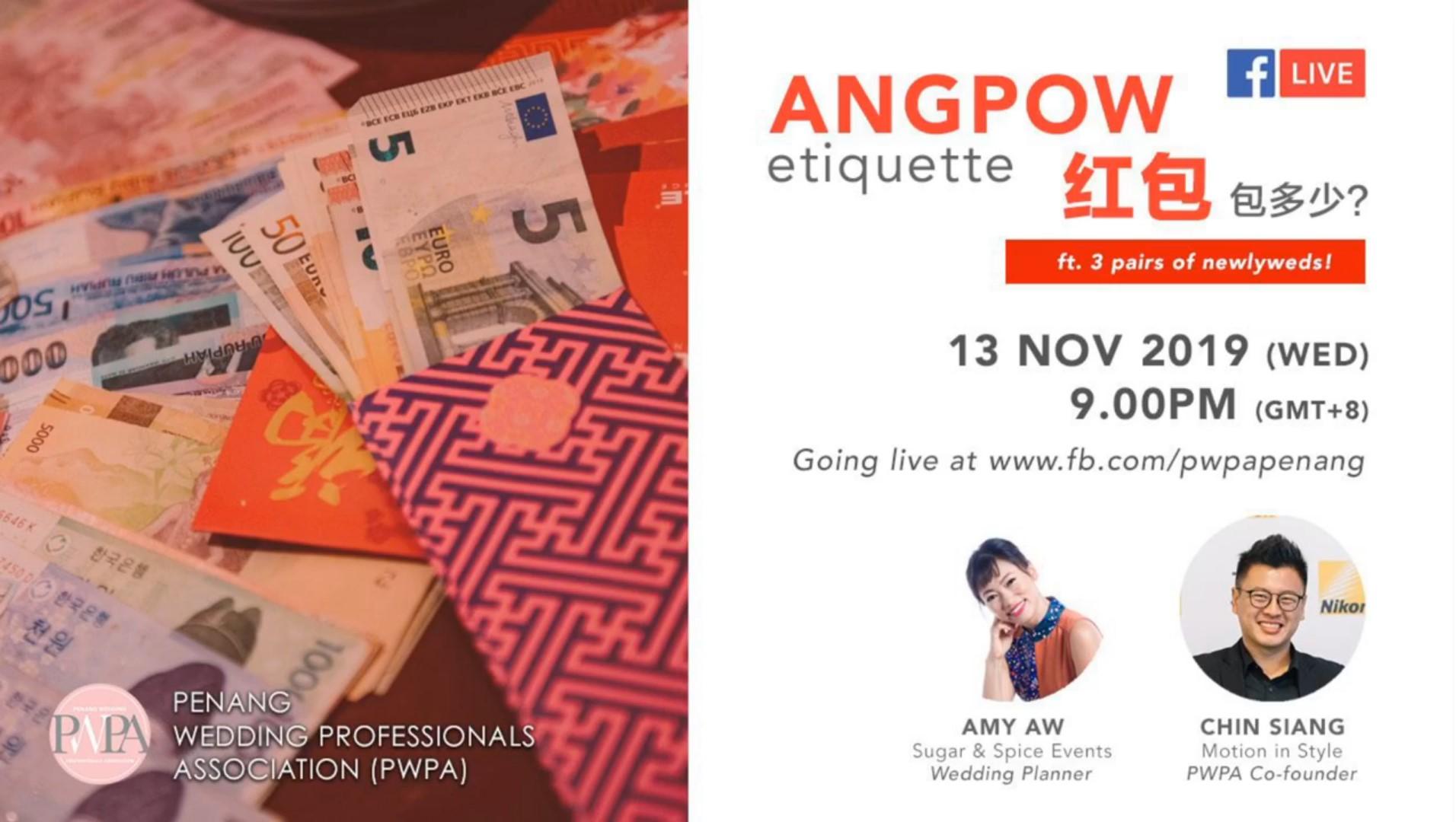Angpow Etiquette