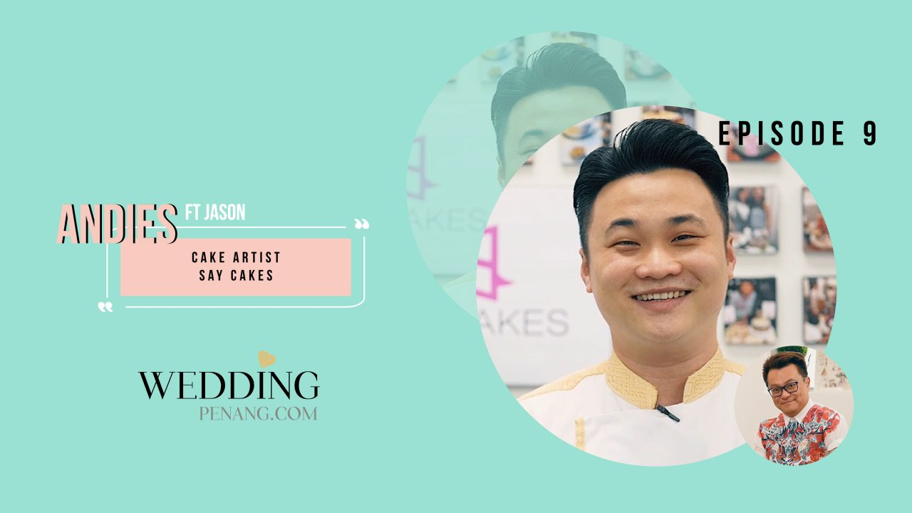 10+1 Steps to a Perfect Wedding Episode 9 : Choosing Wedding Cake Artist l Say Cakes